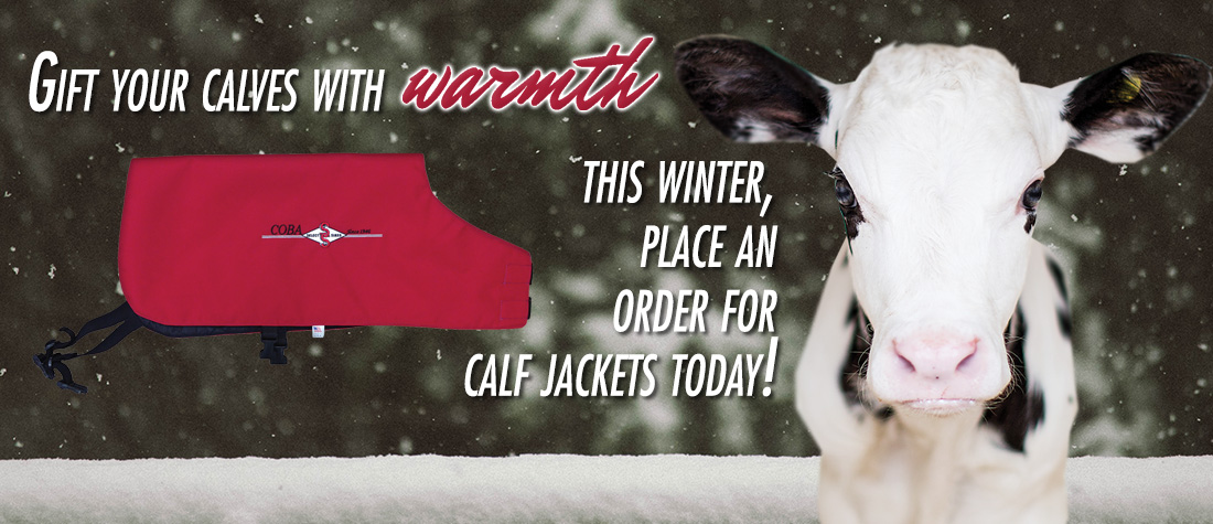 Order Your Calf Jackets!