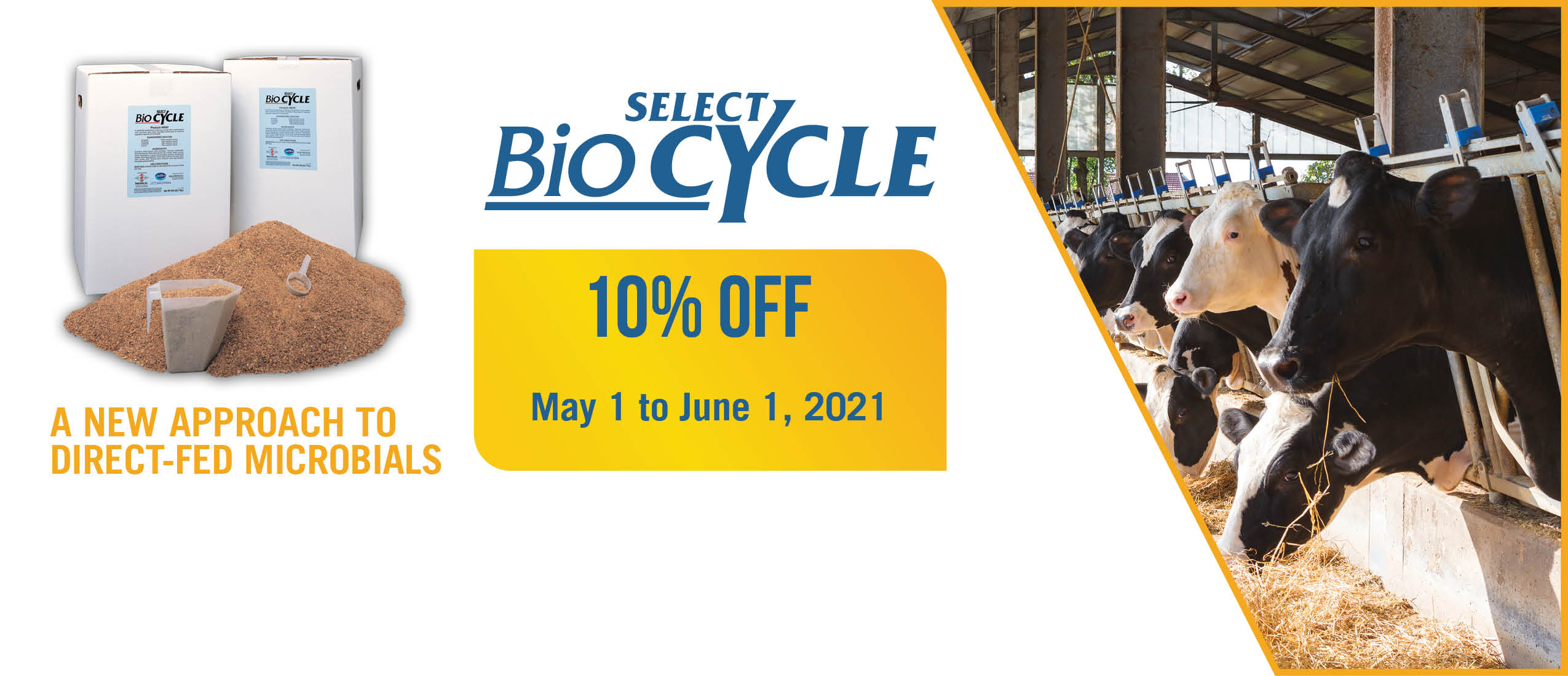 Select BioCycle™ On Special!