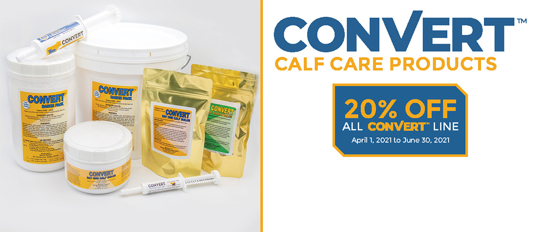 CONVERT™ Calf Care On Special!